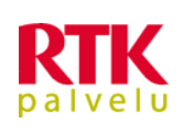Logo RTK-Palvelu Oy